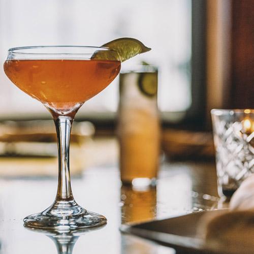Fox & Farrow Drink Menu: Cosmopolitan